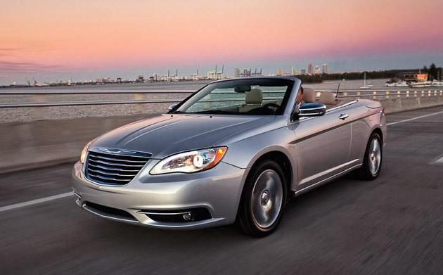 2012 New Chrysler 200 Convertible | Car Under 500 Dollars