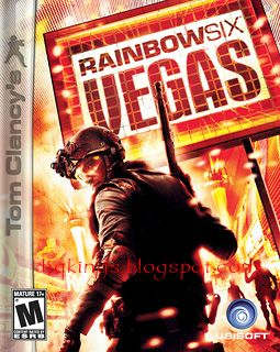 Tom Clancy Rainbow Six Vegas PC Game Full