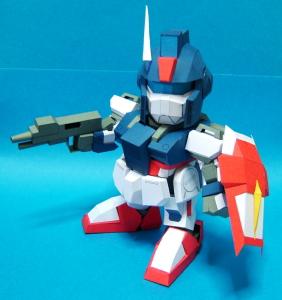 SD Gundam GAT-01 Strike Dagger