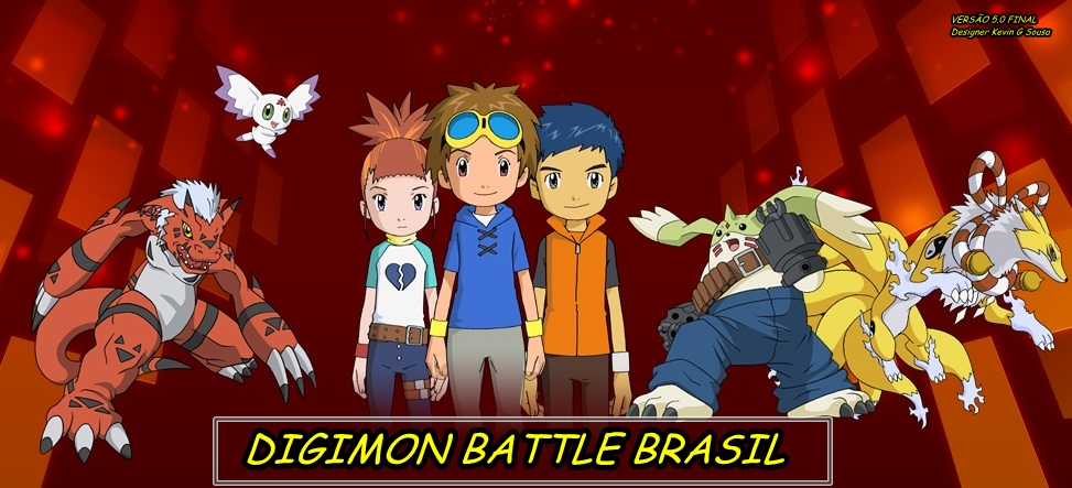 Digimon Battle Brasil