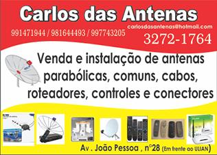 Carlos das Antenas