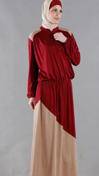 Baju Gamis 3140 Busana Muslim Terbaru