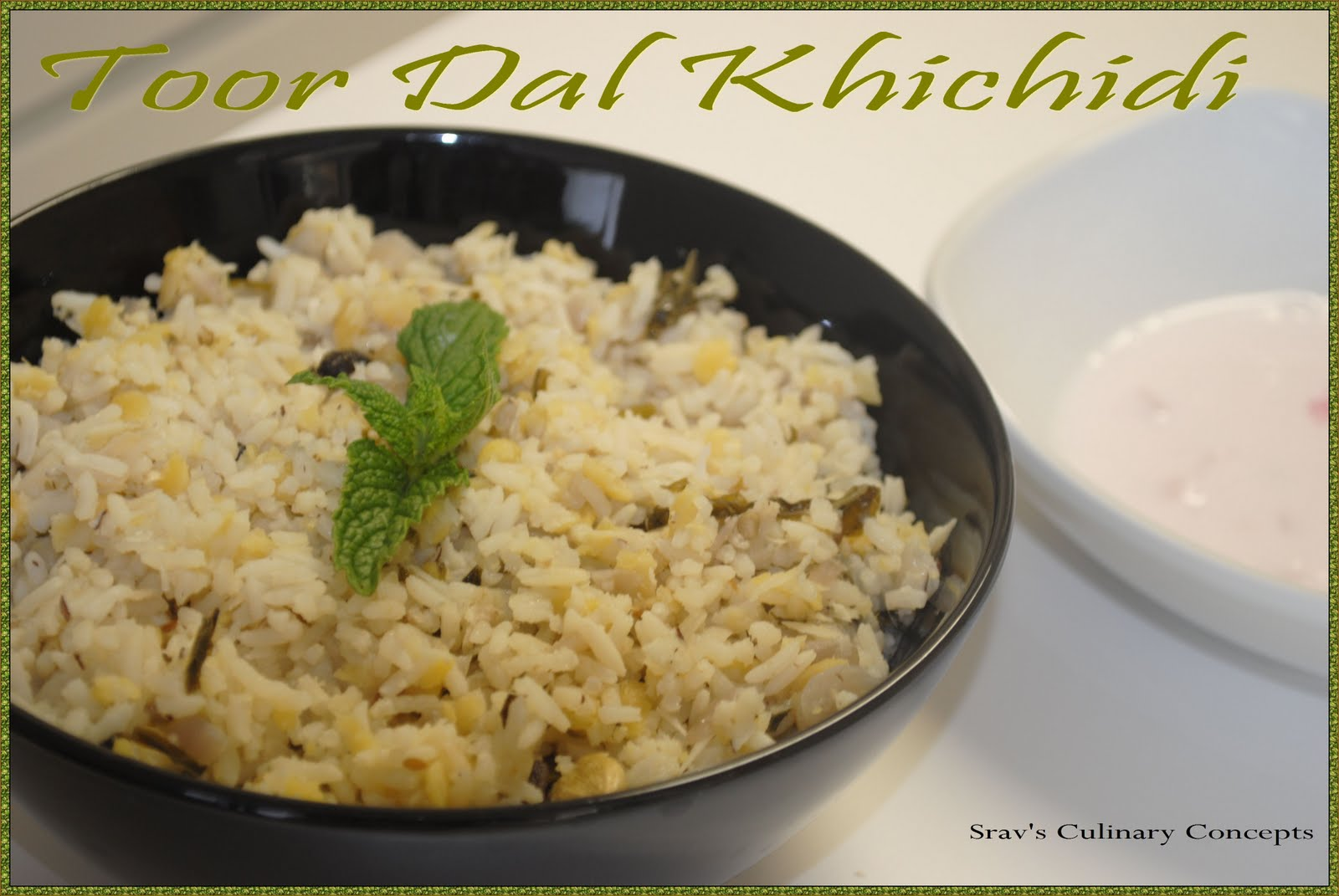 how to clean toor dal
