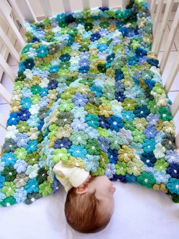 Best Free Crochet Blanket Patterns For Beginners On Pinterest