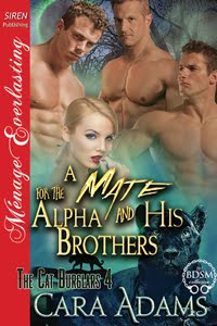 A Mate for the Alpha and His Brothers