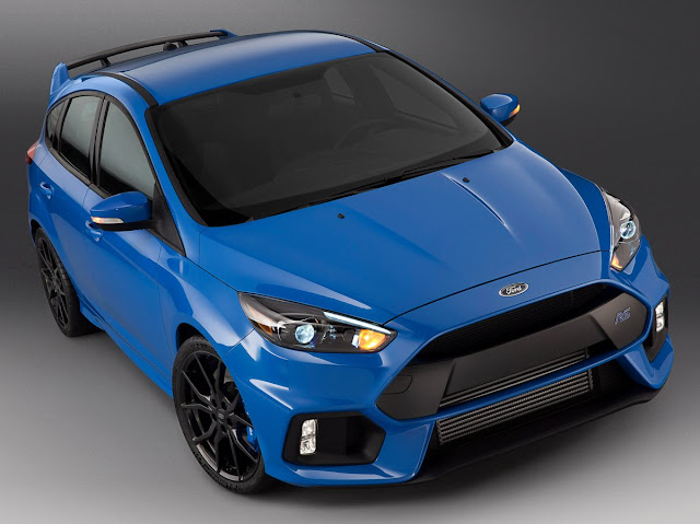 2016 Focus RS x VW Golf R