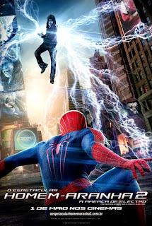 Assistir O Espetacular Homem-Aranha 2: A Ameaça de Electro Dublado Online HD