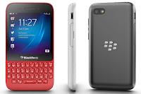 Harga BlackBerry Q5 Oktober 2013