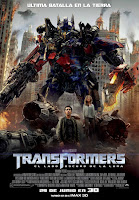 Transformers: El lado oscuro de la Luna (2011) online y gratis