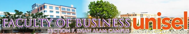 Faculty of Business - Universiti Selangor