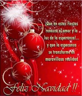 Tribuna Libre les desea a todos su lectores una FELIZ NAVIDAD !!!
