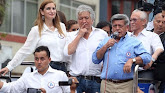 """Si el JNE exonera a Keiko Fujimori, deberá reponer a César Acuña"""" César Acuña Núñez, candidato al P"""