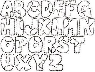 geografia letras:
