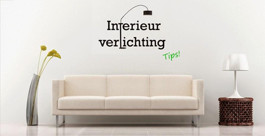 Tips voor interieurverlichting