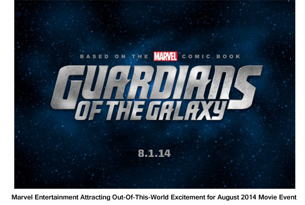 "The buzz around Marvel's new Movie Event ""Marvel's Guardians of the Galaxy"""