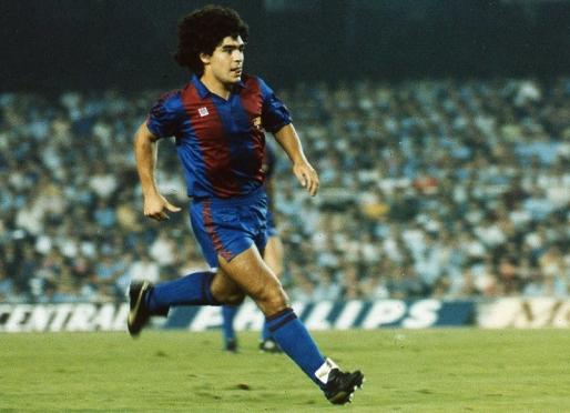 diego maradona playing style - photo #17