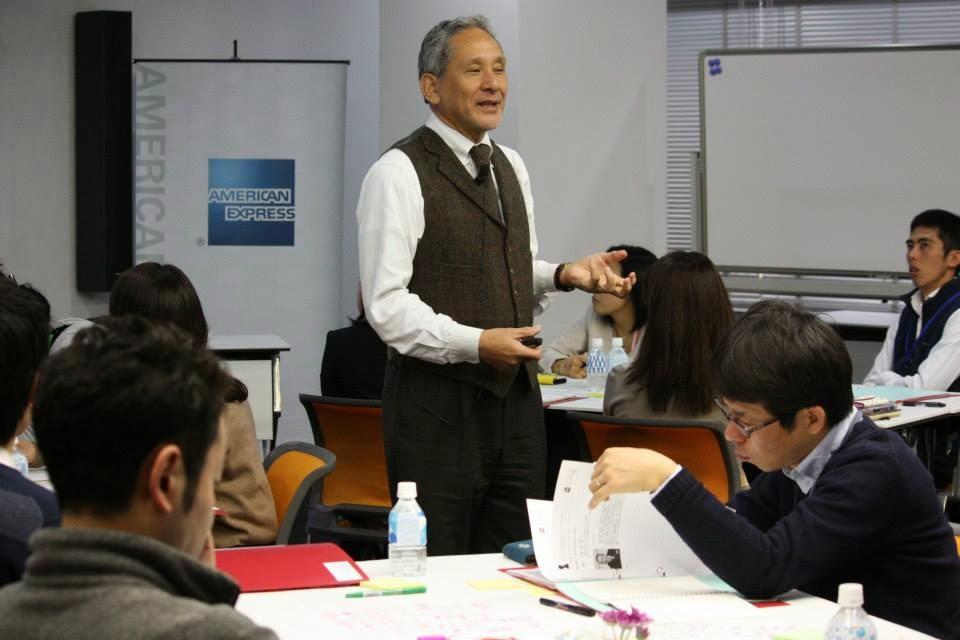 アメリカン・エキスプレス・リーダーシップ・アカデミー2014 NPOの次世代リーダー育成プログラム