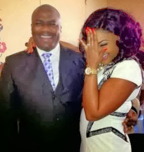 mercy aigbe wedding photos