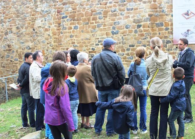 Encuentro Medieval de Recreación Histórica en el Castillo de Muñatones