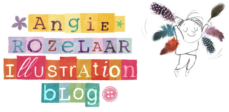 angie rozelaar illustration blog