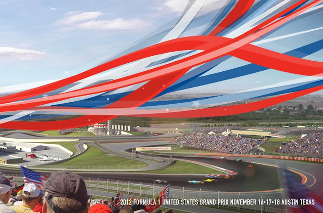 CIRCUIT OF THE AMERICAS™ | 2012 Formula 1™ United States Grand Prix  November 18,