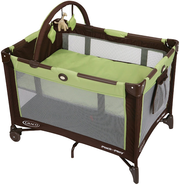 Bassinet Graco Pack N Play1