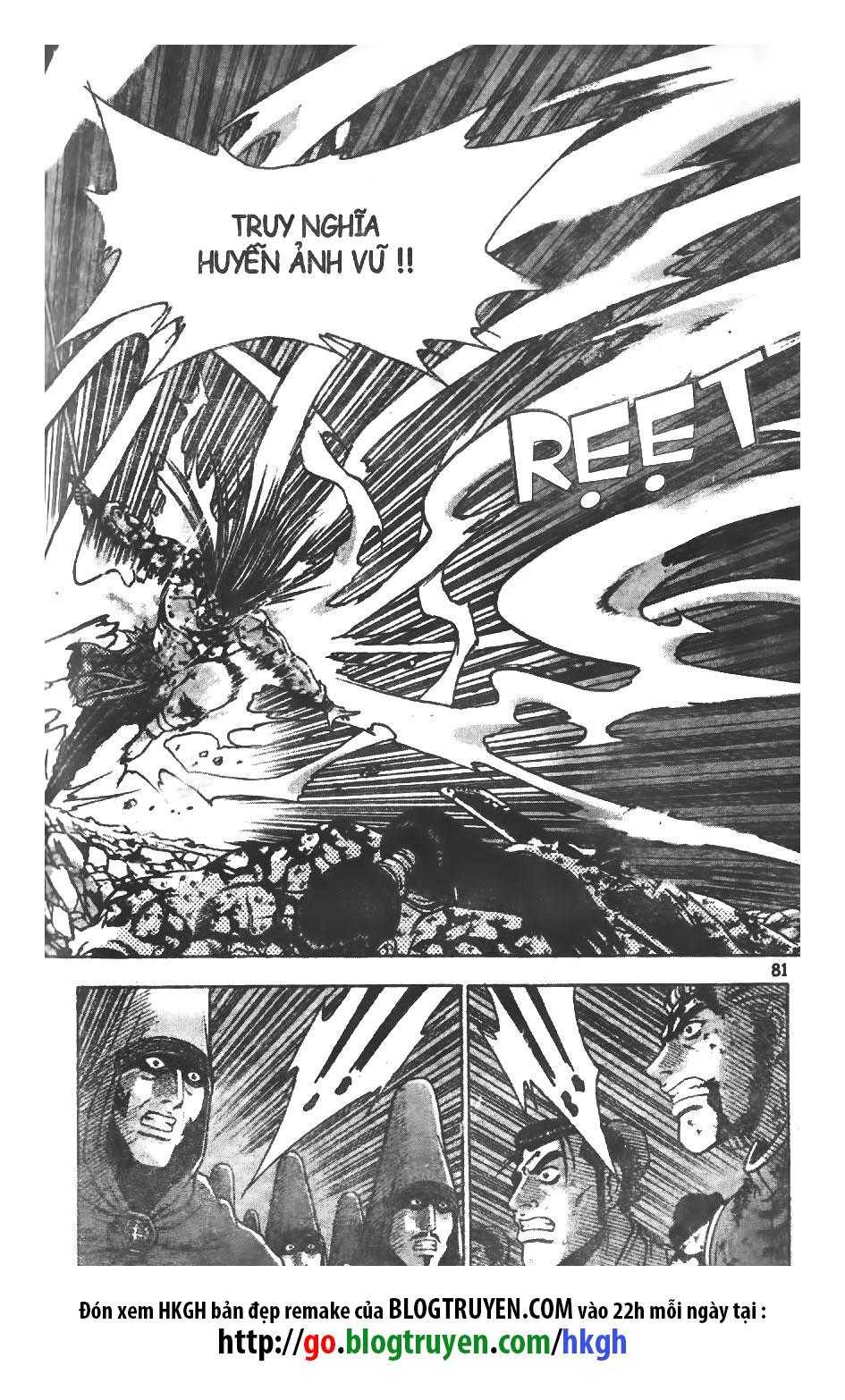 Hiệp Khách Giang Hồ - Hiệp Khách Giang Hồ Chap 225 - Pic 2