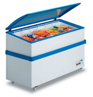 Tủ đông bán kem