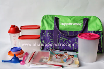Kit Bag Member Tupperware