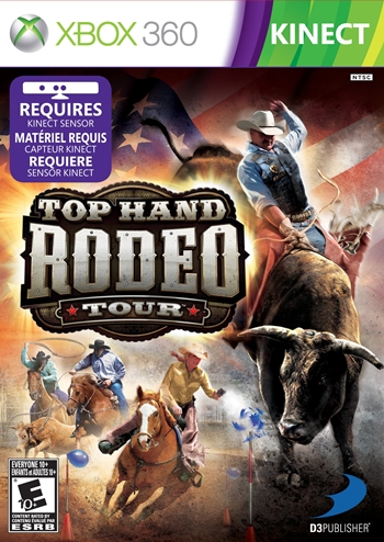 Top Hand Rodeo Tour [NTSC][XGD2][Multi 5 - Esp][RG]