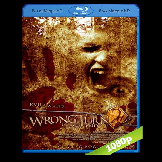 Camino Hacia el Terror 2 (2007) V. ExTendida BrRip 1080p Audio Dual Latino/Ingles 5.1