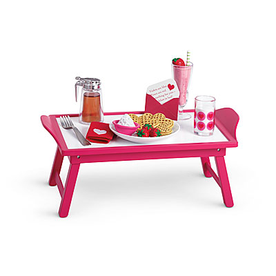 American Girl Breakfast In Bed Set