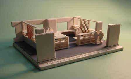 In house, OBMI uses 3D printed models for design critique and assessment.  Lockhart anticipates the practice will yield increasingly superior designs  and ...
