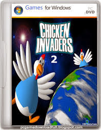 Chicken Invaders 2 The Next Wave