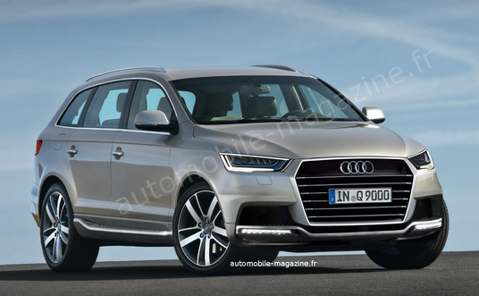 NEW Audi Q9 2014
