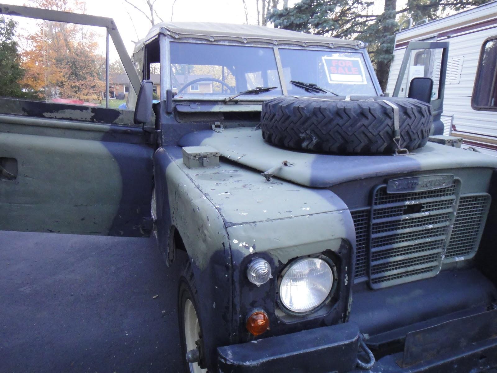 Land Rover Military 109 Delamere Amp Hopkins