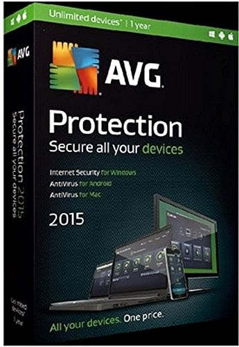 AVG Protection 2015 Unlimited Devices (CD) for Rs. 700 only