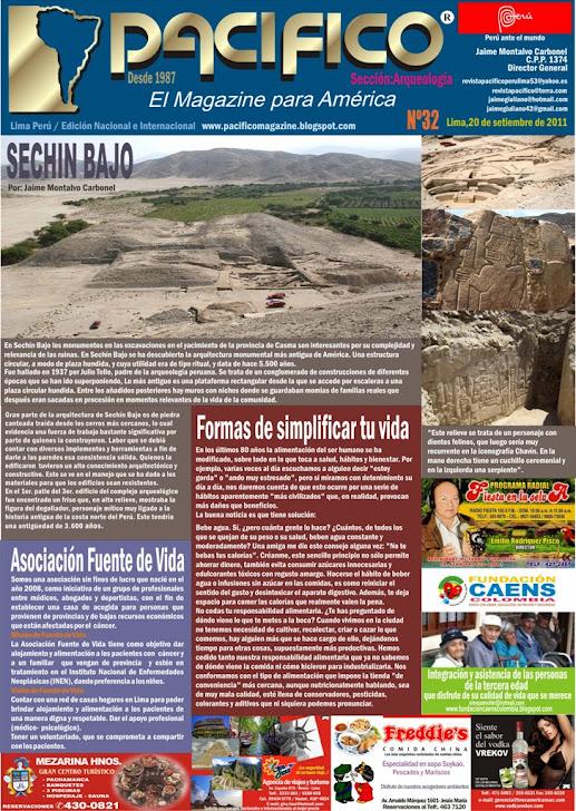 Revista Pacífico Nº 32 Arqueología