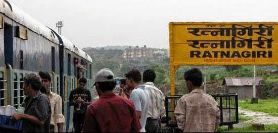 Ganpati Special trains between Vasai Road and Ratnagiri