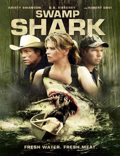 Ver El tiburón del pantano (Swamp Shark) (2014) Online
