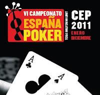 campeonato de españa de poker CEP Madrid
