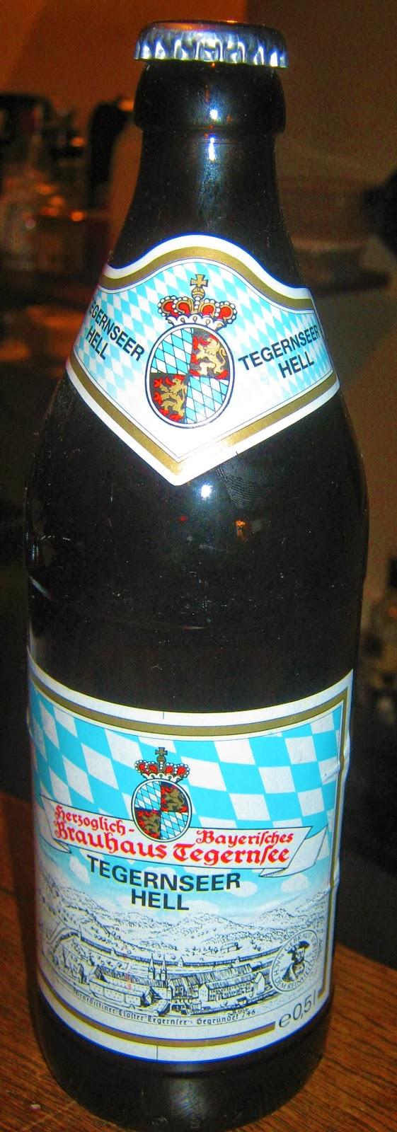 Tegernseer Hell - beer