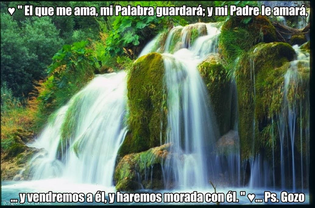 "♥ "" LA CASA DE MI PADRE "" ♥  Poema de Ps. Gozo ."