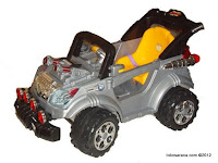 Junior QX7199 Chariot Jeep