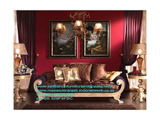 Jual mebel ukir jepara,sofa ukiran jepara,Sofa ukir jepara Jual furniture mebel jepara sofa tamu klasik sofa tamu jati sofa tamu antik sofa tamu jepara sofa tamu cat duco jepara mebel jati ukir jepara code SFTM-22036
