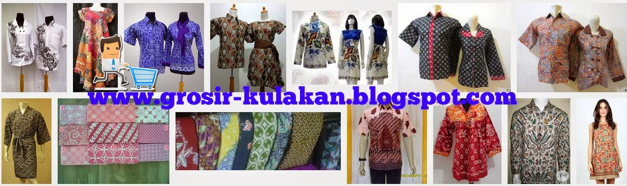 Supplier Baju Batik