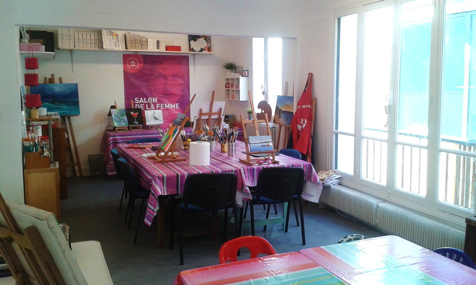 Notre Atelier....section Adultes