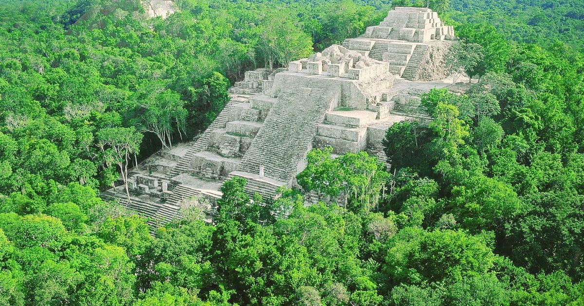 Cuales son las ciudades mayas m s importantes de yucat n for Muralla entre mexico y guatemala