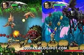 predators mobile games