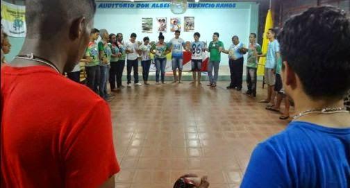 Juventude Missionária do Pará realiza encontro de formação